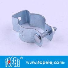 Custom Electro-galvanized Steel Standard Conduit Hangers (bolt And Nut) Unistrut Channel Fittings