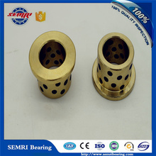 China Bearing Factory Copper Bush Oilless Bearing Brass Sleeve Brushing