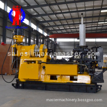 600 meter depth Diamond hydraulic core drilling rig / rotary borehole drilling machine / water well drilling rig