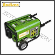 Generador portátil de queroseno de la gasolina 1.5kw-6kw con precio bajo