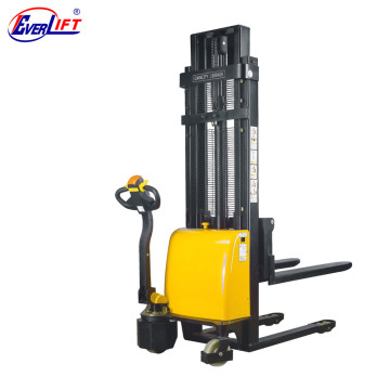 Gerbeur électrique bon marché de palette de polarisation de 1000kg 1500kg 2.5m 3m
