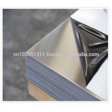Panel compuesto de aluminio con revestimiento de PE / PVDF ligero y fácil de limpiar para revestimiento de paredes