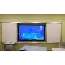Hochwertiges und langlebiges Schiebe-Whiteboard für den Schulunterricht