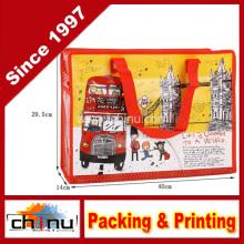 Promoción de compras de embalaje no tejidas bolsa (920062)