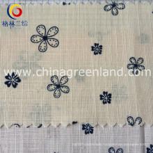 Garment 100%Cotton Floral Print Fabric for Textile (GLLML188)