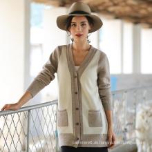 2017 neue Stil Frauen Kaschmir Strickjacke Kleidung