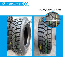 Aufine TBR and PCR Tyre with ECE DOT