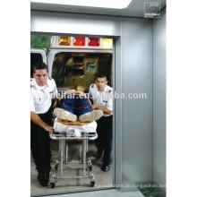 Keilrahmen Aufzug Aufzug Krankenhaus Lift