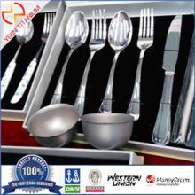 Hot Sale Pure Titanium Tableware / Dinnerware Sets