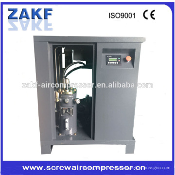 Silent scrwe air compressor 30HP 22KW with direct driven