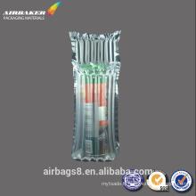 Durable chaud vente protection plastique sachet emballage gonflable
