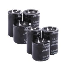 Оснастки в терминале Алюминиевый Электролитический конденсатор 330МКФ 200В Tmce18 для ТВ