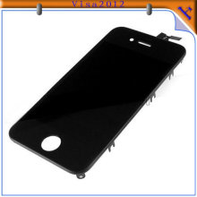 Cell Phone Faceplate Accessories For Iphone 4 Touch Screen Glass Digitizer / Lcd Assemble
