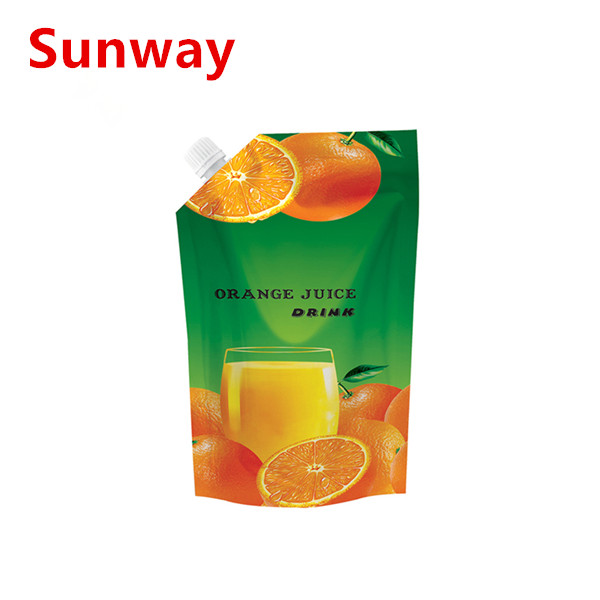 Fruit Juice Pouches