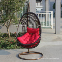 Leisure Outdoor Graden Furniture Wicker Patio Rattan Swing Chair (CF1435H)