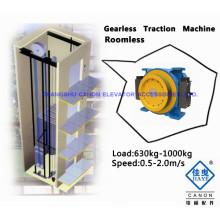 PM ascenseur Accueil Gearless synchrone moteur LMR