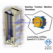 PM Synchronous Gearless Home Elevator Motor MRL
