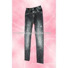 Women Seamless all over printing pants