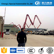 China Factory Concrete Conveying Pumping Truck