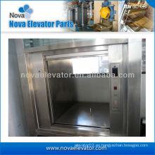 Dumbwaiter para el uso de la cocina