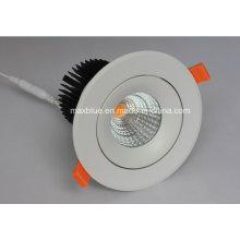 25W Dimmable 220V 100-240V CREE COB LED Einbauleuchte