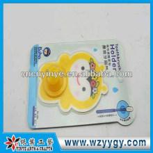 Suporte de escova DIY popular para crianças, suporte de escova do OEM da fábrica