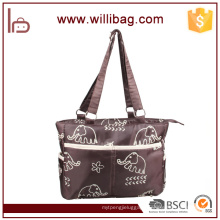 Factory Wholesale Cheap Lightweight Folding High Quality Diaper Bags