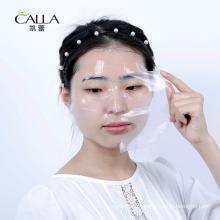 Máscara Facial Profissional de Ouro 24k para Produtos Novos
