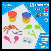 Brinquedo inteligente para crianças plástico brinquedo abelha polímero argila