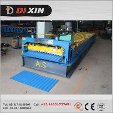 Wellblech-Plattenherstellungsmaschine