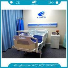 Walled montiert mit Gasauslass Bett Kopfeinheit für Krankenhaus mit