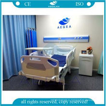 Стеной с установленными на выходе головки блока газ-кровать для больницы, используя