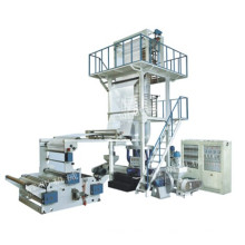 Máquina de soplado de película de coextrusión de tres capas (SJ-FM-3L45)