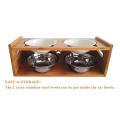 Pet Bowl With Feeding Platform