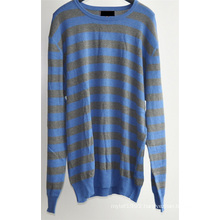 100%Cotton Cheap Knitted Sweater for Men