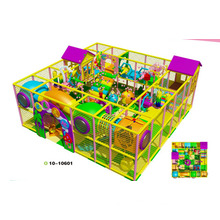 Small Indoor Children Playground (10-10601)