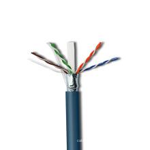 Lszh 1000 pies FTP 23awg cat6 cable de Ethernet