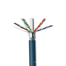 Lszh 1000ft FTP 23awg cat6 cabo ethernet