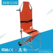 Silla paciente del estiramiento del transporte del rescate del hospital de la emergencia de SKB1C09 China