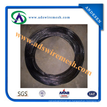 Fio de ferro preto de pulverização de óleo (ADS-BAW-03)