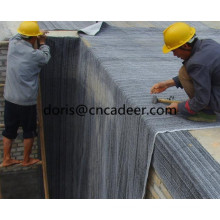 Solução de vedação Material do forro de aterro impermeável, laminado composto Gcl