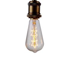 Chinese Manufacture Hot Selling ST64 E27 40 Watt Vintage Led Edison Light Bulbs