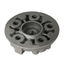 Corps de moteur de fonte de fer gris personnalisé
