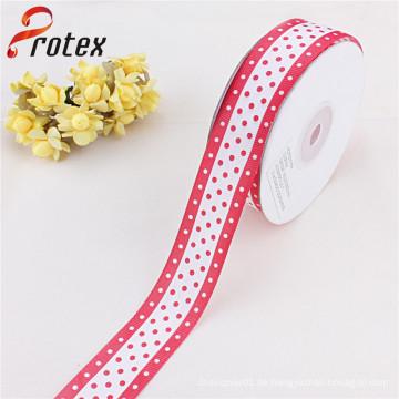 100% Polyester Grosgrain Ribbon