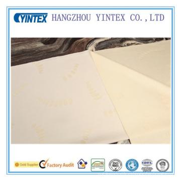 Nuevo patrón Huella de poliéster Air Layer Fabric