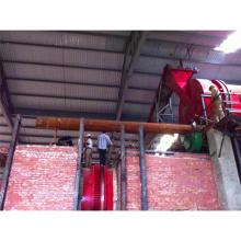 Новый дизайн скорлупы кокосового ореха уголь делая машину для продажи в Южной Африке