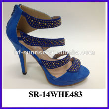 Römische Frau Sandalen sexy High Heels Schuhe Mädchen High Heel Sandalen
