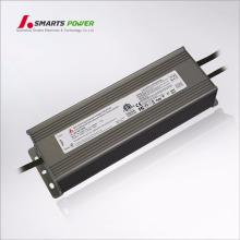 12v imperméable à l'eau 80 watts led dali gradation tension constante transformateur dimmable led conducteur
