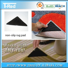 pu gel anti-slip pad carpet rug gripper