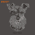Long Beard Dogs Wholesale Rhinestone Heat Transfer Designs